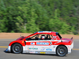 Pictures of Mitsubishi i MiEV Evolution Pikes Peak 2012