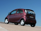 Mitsubishi i MiEV EU-spec 2010 wallpapers
