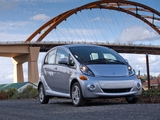 Mitsubishi i MiEV US-spec 2011 wallpapers