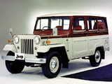 Images of Mitsubishi Jeep Wagon (J30) 1962–83