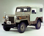 Mitsubishi Jeep (J3) 1954–73 wallpapers
