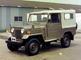 Mitsubishi Jeep (J20) 1961–82 wallpapers