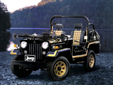 Mitsubishi Jeep (J50) 1970–98 photos