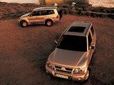 Mitsubishi Pajero photos