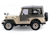 Photos of Mitsubishi Jeep (J50) 1970–98