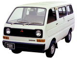 Photos of Mitsubishi L100 Van 1979–84