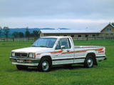 Images of Mitsubishi L200 Single Cab 1986–96