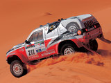 Images of Mitsubishi L200 Strakar Super Production Cross-Country Car 2003