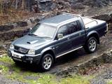 Images of Mitsubishi L200 Animal 2005–06