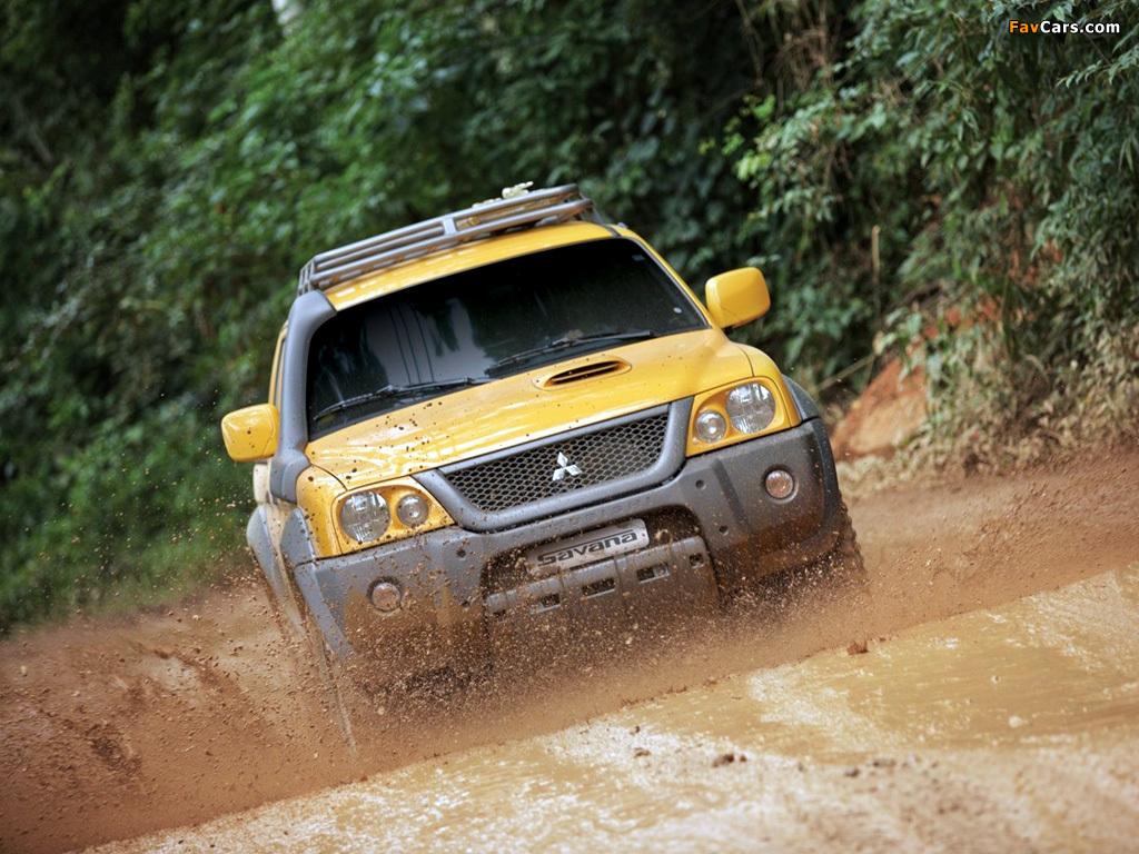 Images of Mitsubishi L200 Savana 2008 (1024 x 768)