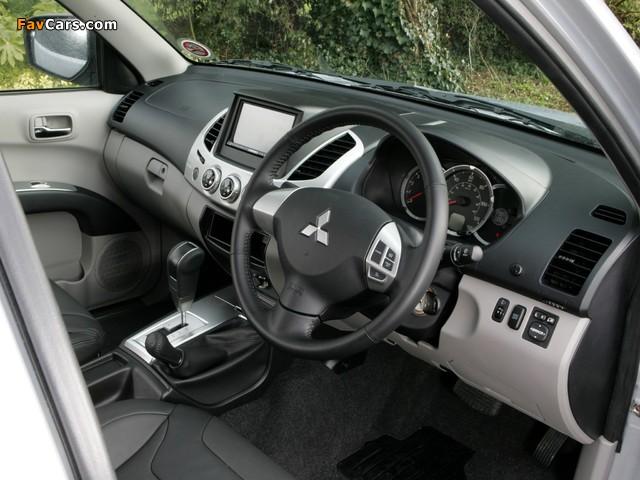 Images of Mitsubishi L200 Barbarian 2010 (640 x 480)