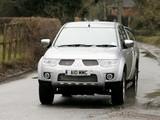Images of Mitsubishi L200 Barbarian 2010