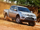 Images of Mitsubishi L200 Triton HPE 2014