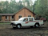 Mitsubishi L200 Double Cab 1986–96 pictures