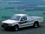 Mitsubishi L200 Single Cab 1986–96 pictures