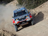 Mitsubishi L200 Strakar Super Production Cross-Country Car 2003 images