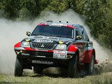 Mitsubishi L200 Strakar Super Production Cross-Country Car 2003 photos