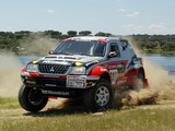 Mitsubishi L200 Strakar Super Production Cross-Country Car 2003 wallpapers