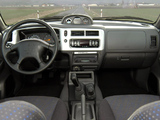 Mitsubishi L200 American Sport 2 2003 wallpapers
