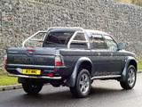 Mitsubishi L200 Animal 2005–06 photos