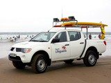 Mitsubishi L200 Beach Lifeguards 2006–10 images