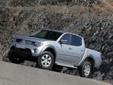 Mitsubishi L200 4Life Double Cab 2006–10 images
