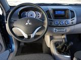 Mitsubishi L200 4Life Double Cab 2006–10 images