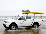 Mitsubishi L200 Beach Lifeguards 2006–10 photos