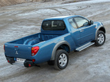 Mitsubishi L200 4Life Club Cab 2006–10 pictures