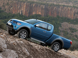 Mitsubishi L200 4Life Club Cab 2006–10 wallpapers