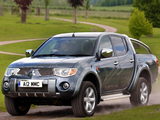 Mitsubishi L200 Animal 2006–10 wallpapers