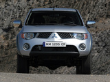 Mitsubishi L200 4Life Double Cab 2006–10 wallpapers