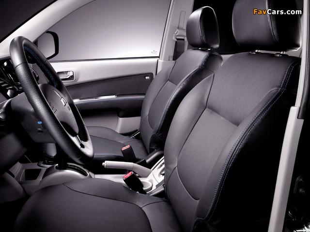 RPM Mitsubishi L200 Double Cab 2008 images (640 x 480)
