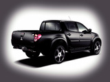 RPM Mitsubishi L200 Double Cab 2008 wallpapers