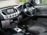 Mitsubishi L200 Barbarian 2010 photos