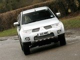 Mitsubishi L200 Barbarian 2010 wallpapers