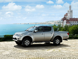 Mitsubishi L200 4Life Double Cab 2010 wallpapers