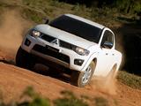 Mitsubishi L200 Triton BR-spec 2011 photos