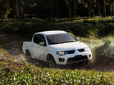 Mitsubishi L200 Triton BR-spec 2011 wallpapers
