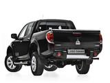 Mitsubishi L200 Dakar 2012 images