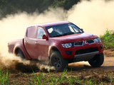 Mitsubishi L200 Triton ER 2012–13 photos
