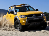 Mitsubishi L200 Triton Savana 2012–13 photos