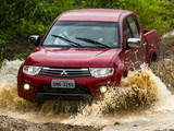 Mitsubishi L200 Triton HPE 2014 photos