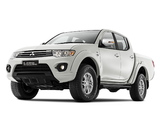 Mitsubishi L200 Triton HPE 2014 wallpapers
