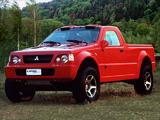 Mitsubishi L200 Evolution images