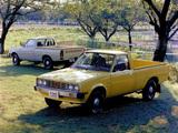 Photos of Mitsubishi L200 1970–81