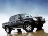 Photos of Mitsubishi L200 Warrior 2003–05