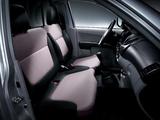 Photos of Mitsubishi L200 4Work Single Cab 2006–10