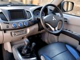 Photos of Mitsubishi L200 Animal UK-spec 2006–10