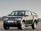 Photos of Mitsubishi L200 Animal 2006–10